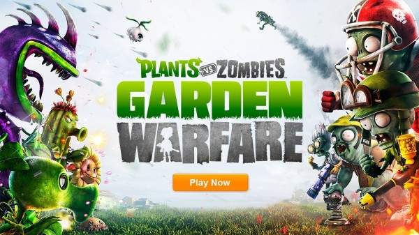 Игру Plants vs. Zombies: Garden Warfare выпустят для PlayStation