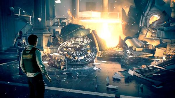 Играть в Quantum Break можно за героев, а смотреть за злодеев