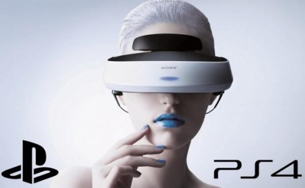 Очки виртуальной реальности Project Morpheus