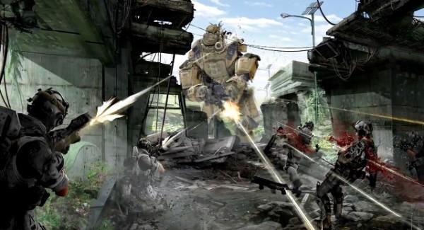 Команда Respawn не занимается разработкой Titanfall 2