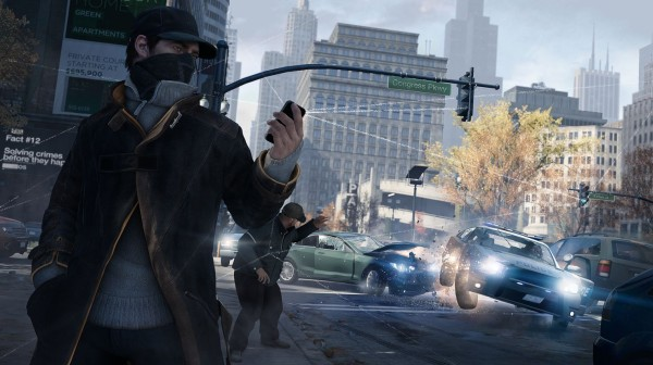 Игроков Watch Dogs ждут сюрпризы