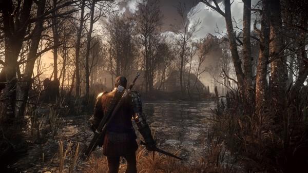 Новый ролик The Witcher 3: Wild Hunt демонстрирует новый меч Геральта