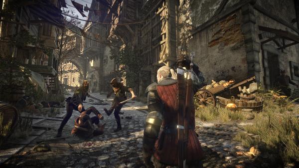 Утечка информации по игре  The Witcher 3: Wild Hunt