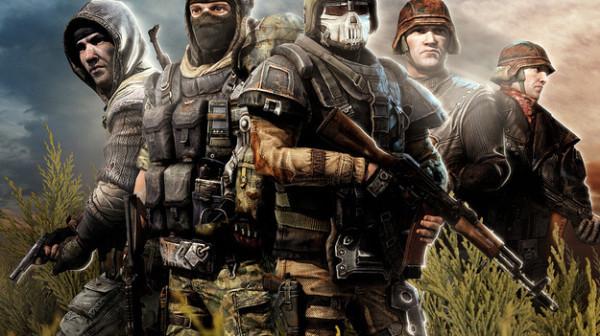 Игра Areal получила  поддержку компании GSC Game World