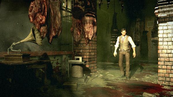 В сеть просочилось новое видео геймплея The Evil Within