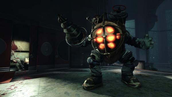 Пошаговая игра BioShock для PlayStation Vita наверное, не состоится