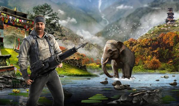В Far Cry 4 можно будет играть бесплатно