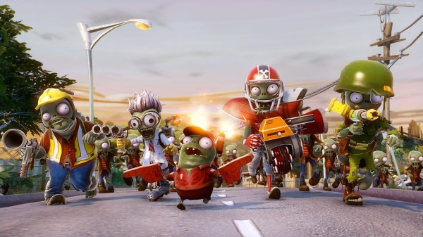 Игру Plants vs. Zombies: Garden Warfare выпустили на РС