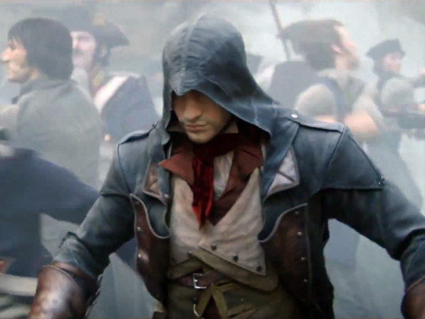 Игрокам Assassin's Creed: Unity предлагают внедрить в игру нового персонажа