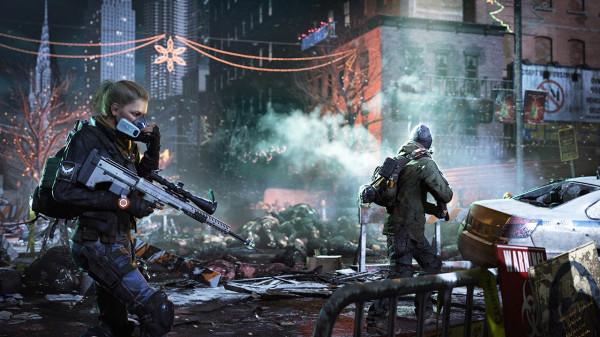 Игру The Division оборудуют системой проекции