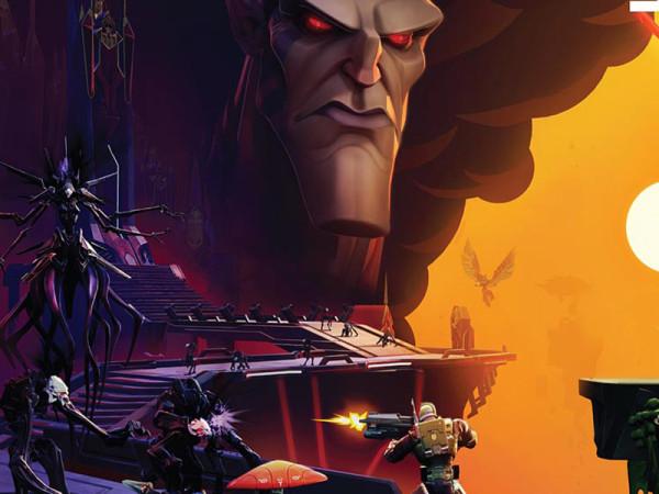 Игра Battleborn станет шутером от первого лица от создателей Duke Nukem Forever