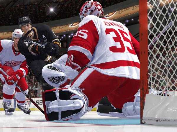 Физику для игры NHL 15 разрабатывали ученые