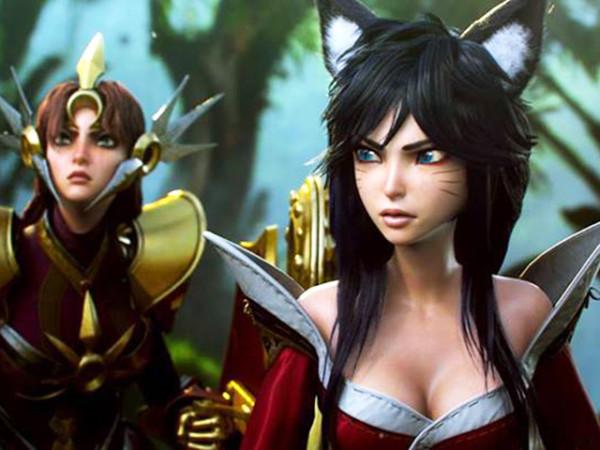Игра League of Legends и ее новый зрелищный трейлер