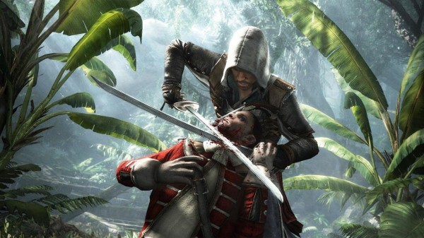 Игрокам понравилось покупать дополнения к игре Assassin's Creed IV: Black Flag