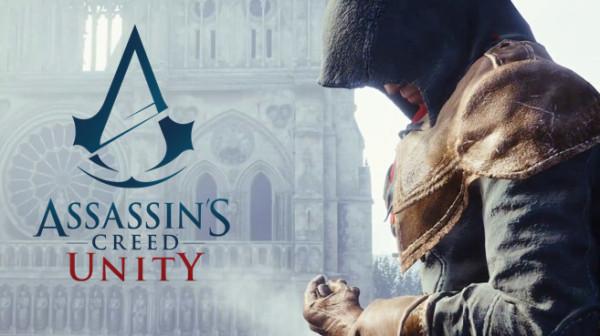 Девушка в  игре Assassin's Creed: Unity