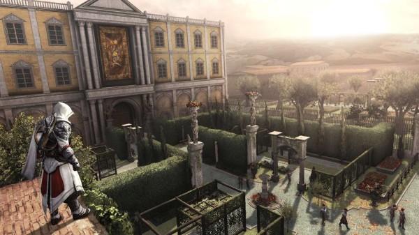 Assassin's Creed: Unity может на одном экране показать  5000 неигровых персонажей