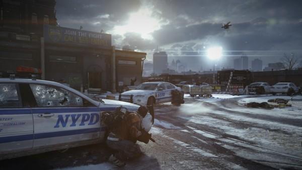 Игра  The Division предлагает огромный список вооружения