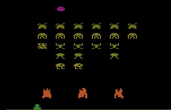 По классической аркадной игре Space Invaders снимут  фильм