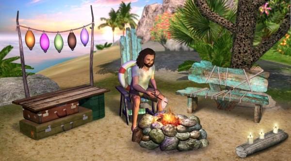 Схожая система Battlefield Premiumв игре The Sims 4