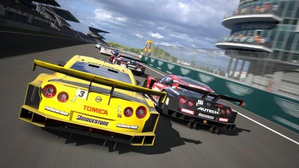 Официально подтверждена  разработка игры Gran Turismo 7