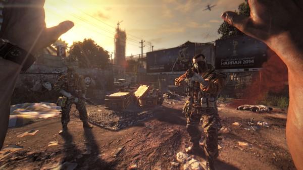В игре Dying Light не обязательно ввязываться в драку