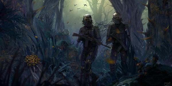 Игра Areal выйдет благодаря геймерам