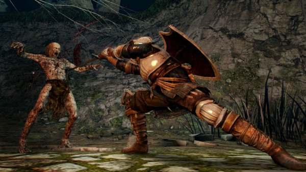 Новая игра от  разработчиков  Dark Souls II
