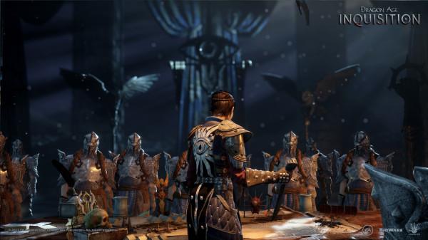 Перенесли рели игры Dragon Age: Inquisition