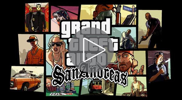Знакомимся с Grand Theft Auto: San Andreas для Android