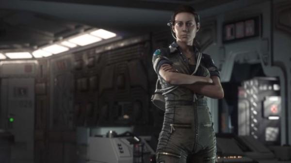 В игре Alien: Isolation можно будет поиграть за Рипли