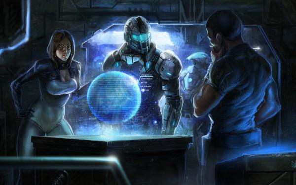 Новая Mass Effect все больше обрастает слухами