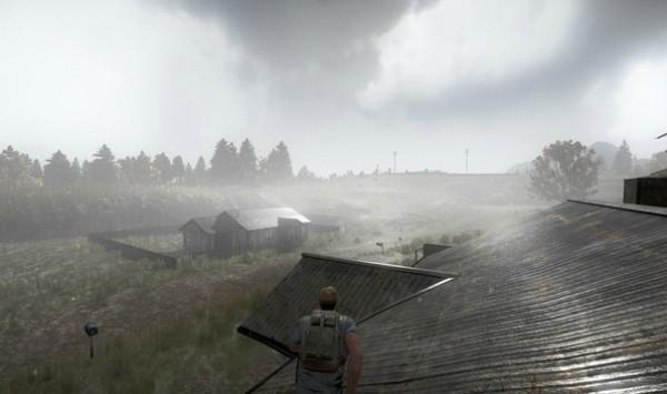 В игре H1Z1 будет разная погода