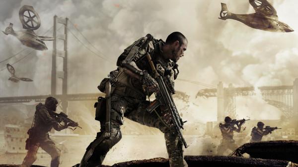 Выстрелы и взрывы будут уникальными в игре Call of Duty: Advanced Warfare