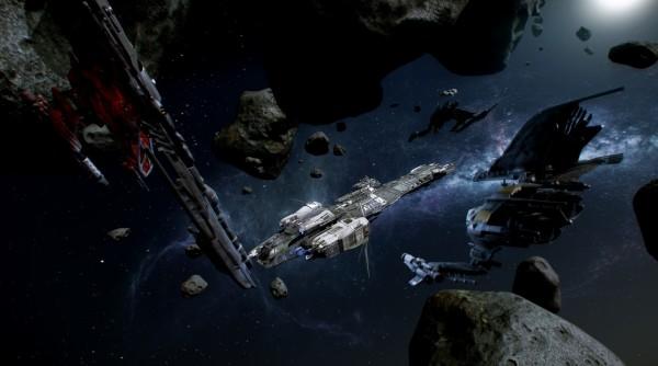 В игре Star Citizen появится  реалистичный язык пришельцев