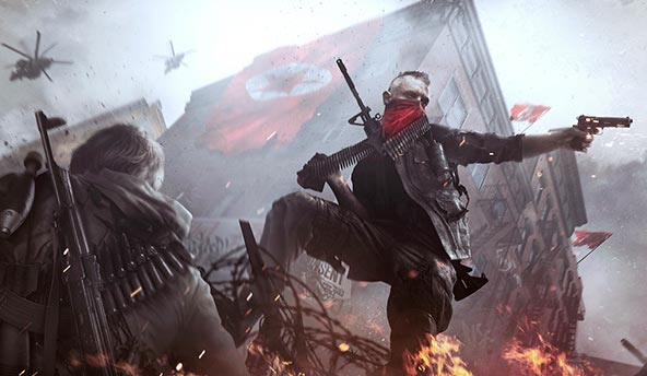 Руководство Crytek не станет разрабатывать  игру Homefront: The Revolution