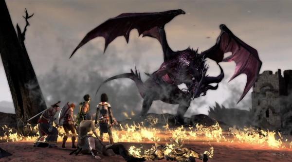 В игре Dragon Age: Inquisition можно менять товарищей