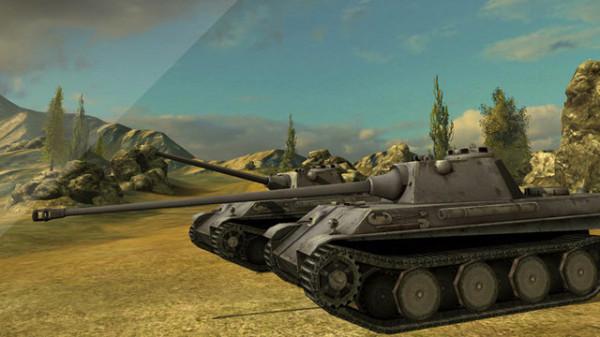 На смартфонах и планшетах появится  World of Tanks Blitz