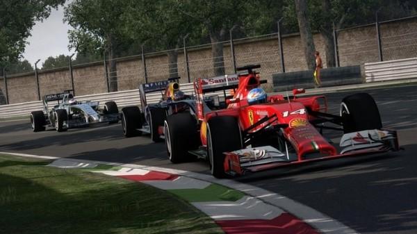 Проект F1 2014 увидел свет