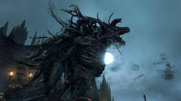 Видео геймплея Bloodborne