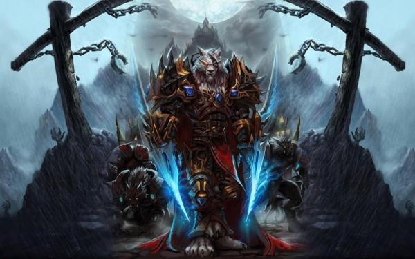 """Робин Уильямс в """"World of Warcraft"""""""