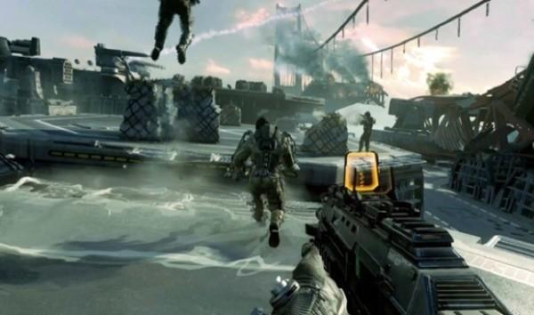 Мультиплеер  игры  Call of Duty: Advanced Warfare будет представлен  11 августа