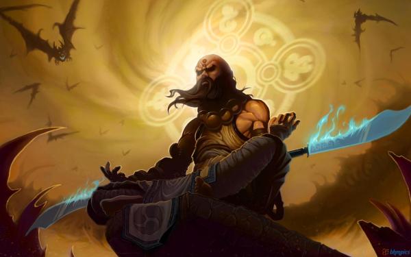 Новости из вселенной Diablo3
