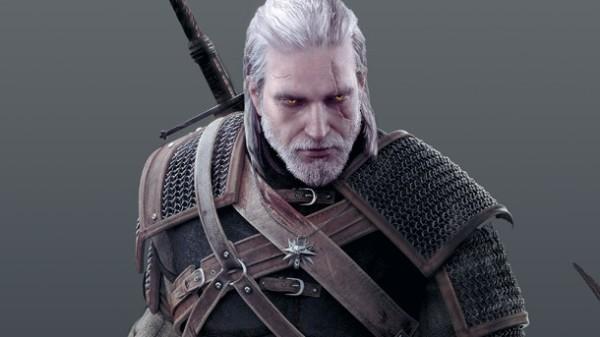 The Witcher 3: Wild Hunt: бородатый Геральд