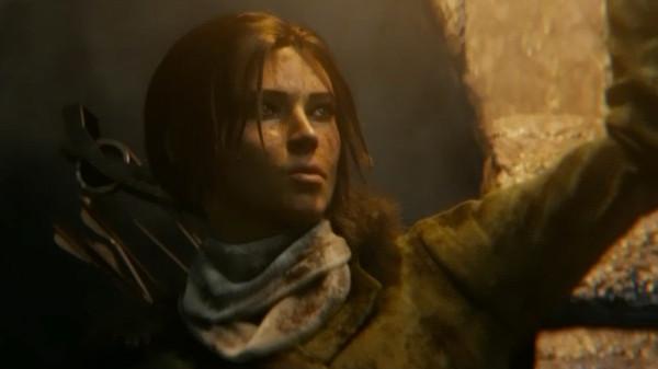 Игра Rise of the Tomb Raider для Xbox