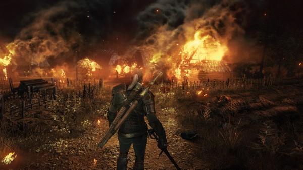 В озвучке The Witcher 3 произошли изменения