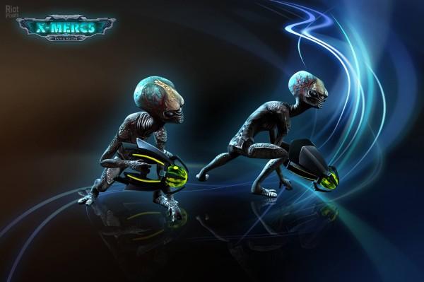 X-Mercs: Invasion. Обратная сторона технического прогресса