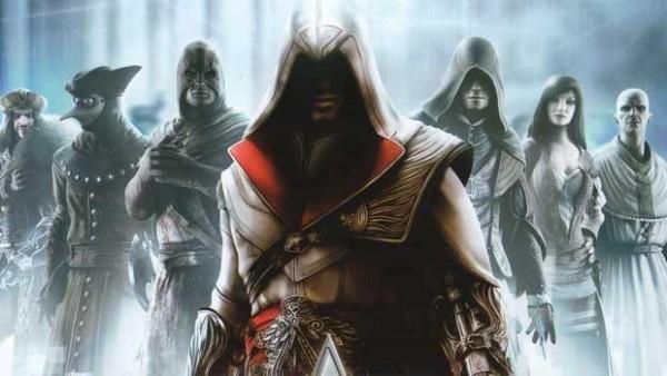 Пары в Assassin's Creed