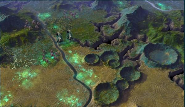 Превью Civilization: Beyond Earth: неукротимая планета