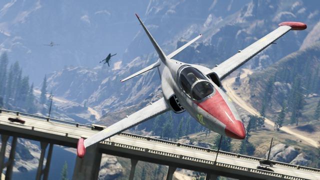 GTA Online: Летная школа - Besra
