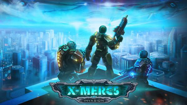 Новый сайт X-Mercs
